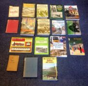 Railway Hardback and Softback book collection 16 titles include The Chiltern Railway Story,Stem to