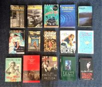 Hardback and Paperback collection 15 titles from authors such as Graham Masterton, David Alric,