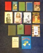 Hardback and softback book collection 15 titles includes some first editions such as Those Radio