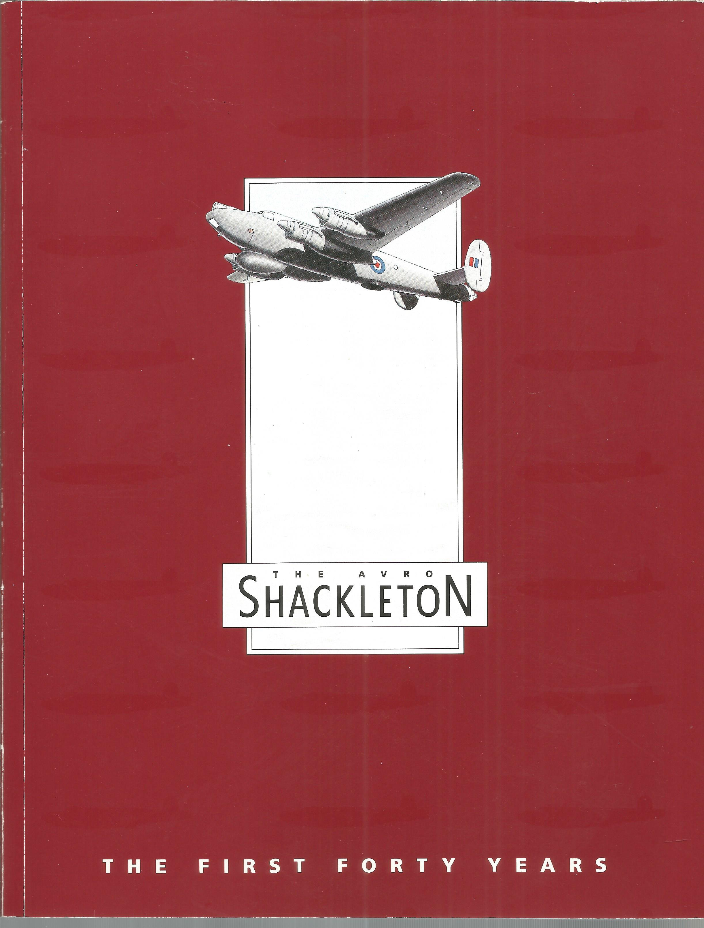 Aviation Shackleton collection includes to original 9x7 black and white photos dated 11. 5. 49 and a