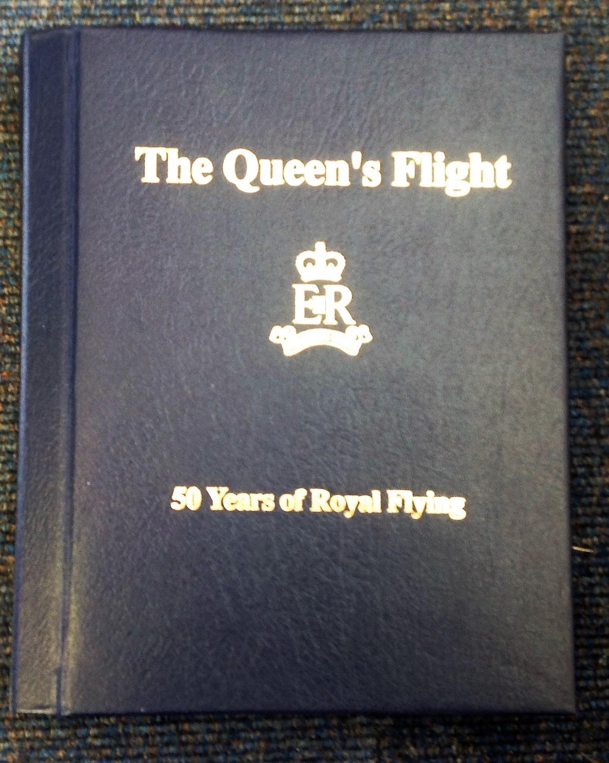 Royal Visit Queens Flight FDC collection RAF cover collection 52 pilots and VIP signed cover