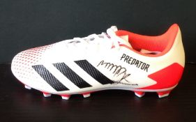 Football Timo Werner signed Adidas Predator football boot. Timo Werner ( born 6 March 1996) is a