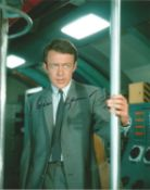 William Bill Gaunt actor The Champions Dr Who signed 10 x 8 colour photo.. All autographs come