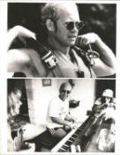 UNSIGNED Elton John memorabilia collection.