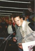 Michael Schumacher signed 12x8 colour photo. All autographs come with a Certificate of Authenticity.