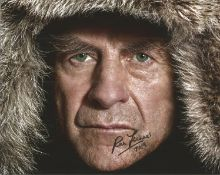Ranulph Fiennes signed 10x8 colour photo. All autographs come with a Certificate of Authenticity. We