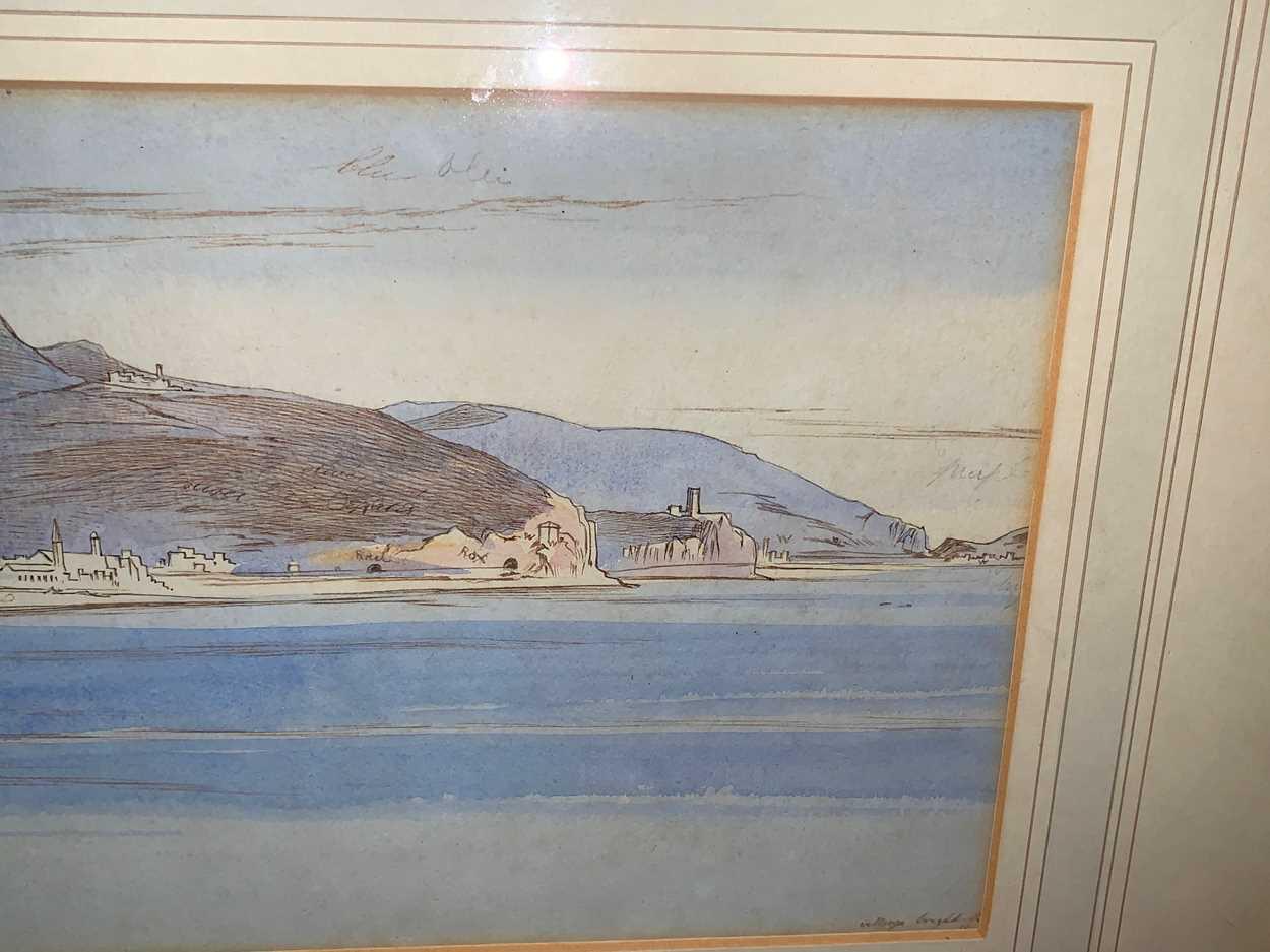 Lot 45 - Edward Lear (British 1812-1888)