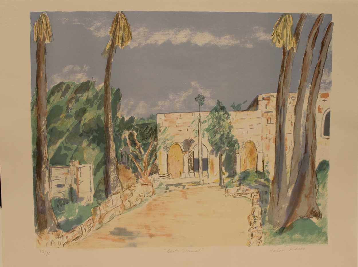 Lot 8 - Helen Keats
