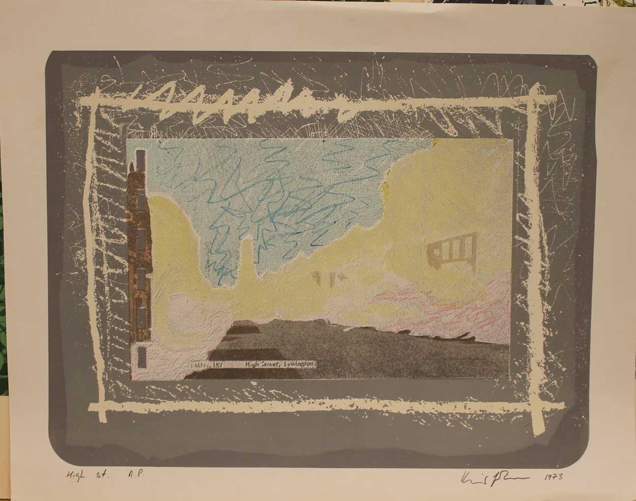 Lot 15 - § Kip Gresham (British 1951-)