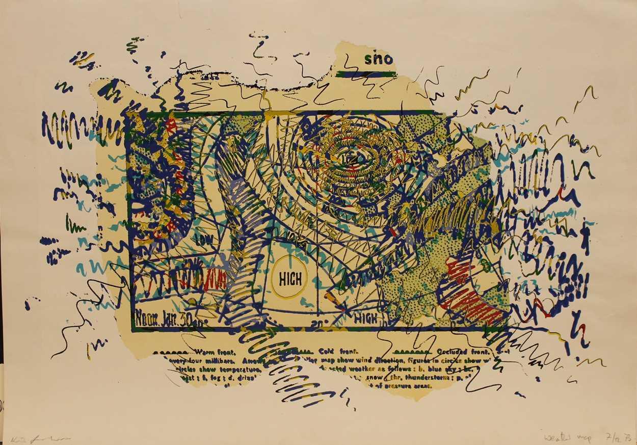 Lot 13 - § Kip Gresham (British 1951-)