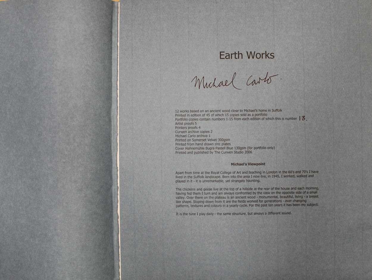 Lot 53 - Michael Carlo (British)