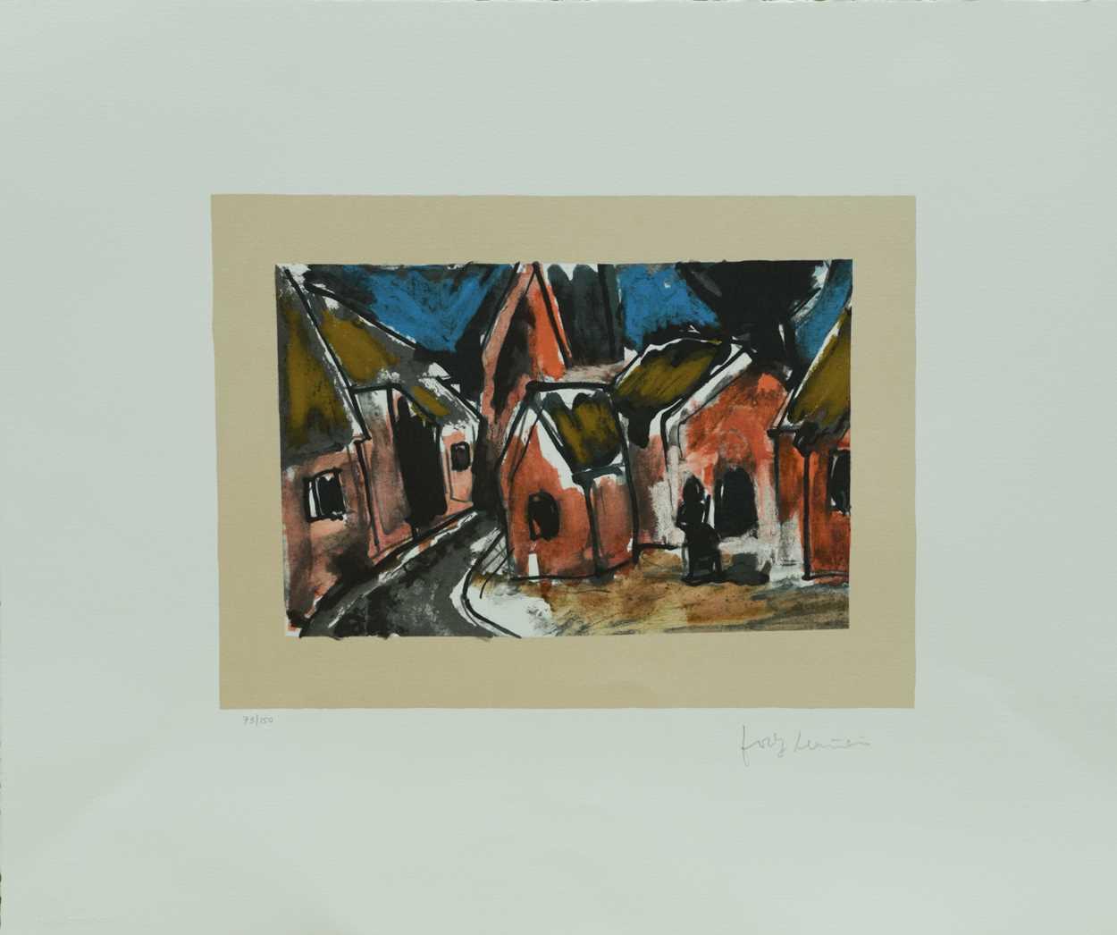 Lot 49 - § Josef Herman OBE, RA (Polish/British 1911-2000)