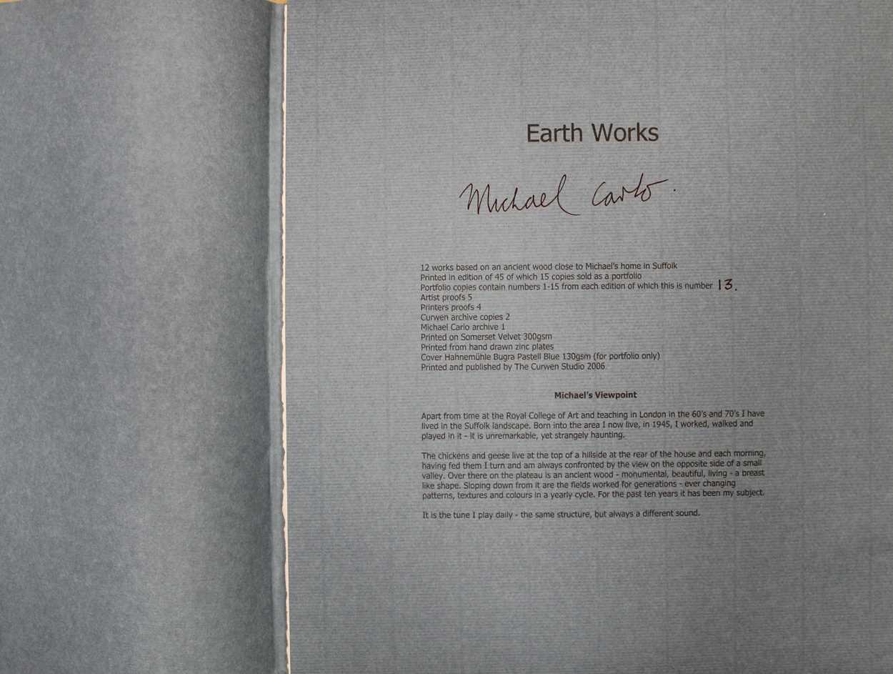 Lot 52 - Michael Carlo (British)