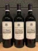 Clos du Clocher, Pomerol 2012, 3 bottles