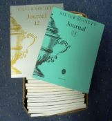 'The Proceedings of the Society of Silver Collectors', 1958-1966, bound together with, volumes II