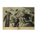AFTER FRANS SNYDERS (1778)- CONCERT OF BIRDS