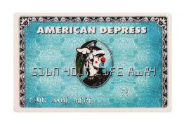D*Face (British, b.1978) 'American Depress'
