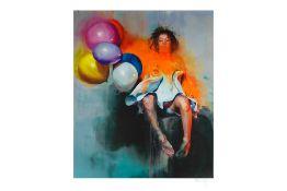 Chloe Early (Irish, b.1980) 'Heliosphere'