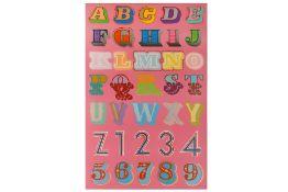 Ben Eine (British, b.1970) '7 Styles Alphabet'