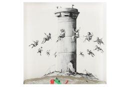 Banksy (British, b. 1974) 'Walled Off Hotel Box Set'