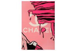 Chris Cunningham (British, b.1948) 'Fashion Killa Pink'