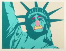 D*Face (British b.1978) 'Statue Of Liberty'