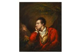 A PORTRAIT OF LORD BYRON