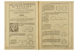 Euclides & Commandino (Federico, translator)