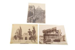 A COLLECTION OF ALBUMEN PRINTS BY FELIX BONFILS (1831- 1885)