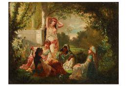 ANTOINE EDMOND JOINVILLE (1801 - 1849)