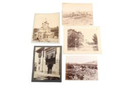 A SELECTION OF TOPOGRAPHICAL PRINTS: CAIRO AND JERUSALEM