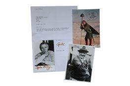Autograph Collection.- Comedians