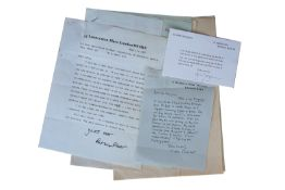 Autograph Collection.- Authors