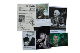 Autograph Collection.- TV & Radio Presenters