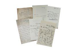 Autograph Collection.- Incl. William Crooks