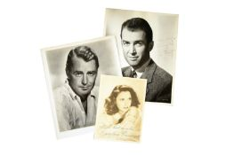 Photograph Collection.- Vintage Hollywood