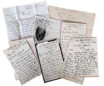 Autograph Collection.- Miscellaneous