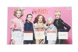 Absolutely Fabulous.-