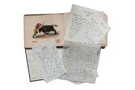 Autograph Collection.- Authors & Musicians