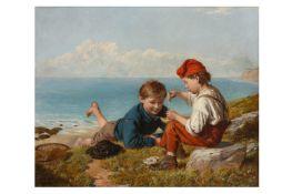 WILLIAM HEMSLEY (BRITISH 1819 - 1893)