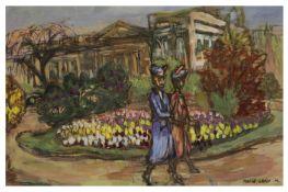 § MARIE-LOUISE VON MOTESICZKY (AUSTRIAN 1906 - 1996)