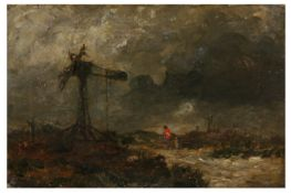 DAVID COX SNR. O.W.S. (BRITISH 1783 - 1859)