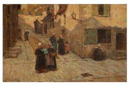 TERRICK WILLIAMS (BRITISH 1860 - 1936)