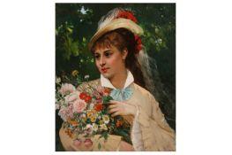 LEONARDO GASSER (FRENCH 1831 - 1892)