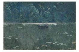 LEON TANZI (FRENCH 1846 - 1913)