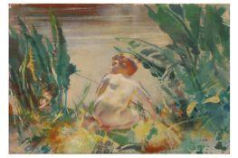 CHARLES SIMS (BRITISH 1873 - 1928)