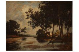 LÉON RICHET (FRENCH 1847 - 1907)