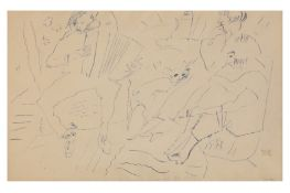 JULES PASCIN (FRENCH 1885 - 1930)