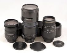 Tamron 70-210mm f2.8 & Other Nikon AF Fit Zoom Lenses