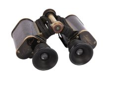Sir John Hubert Plunkett Murray's Pair of Carl Zeiss Jena Feldstecher Verge 8 Binoculars 1900